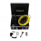 Технический промышленный видеоэндоскоп для инспекции труб BEYOND CR110-7D1 для инспекции, 30 м, с записью - 6